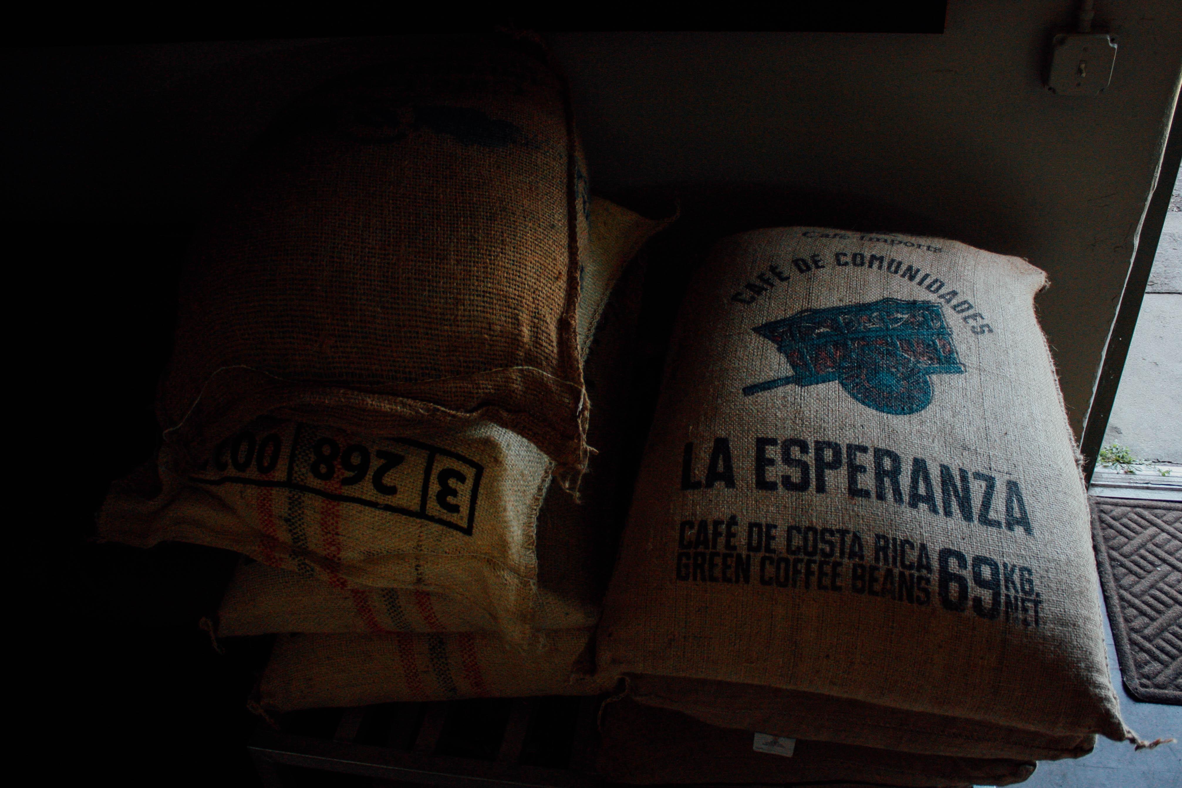 Humphreys street coffee roaster nashville