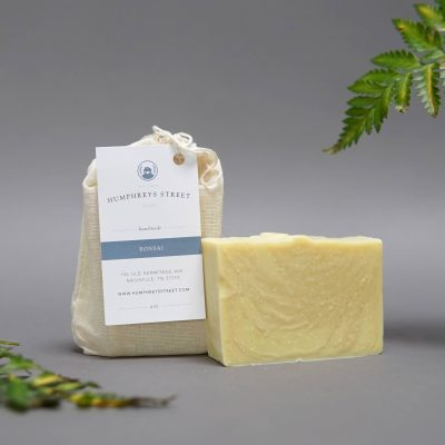 Bonsai Bar Soap