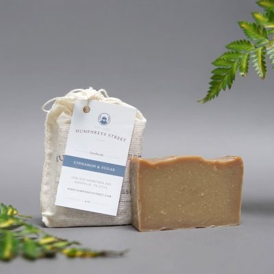 Cinnamon Sugar Bar Soap