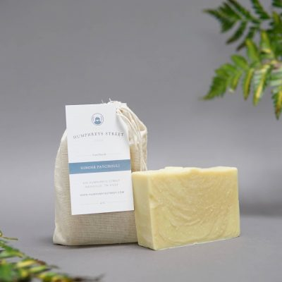 Ginger Patchouli Bar Soap