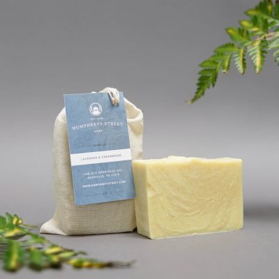 Lavender & Cedarwood Bar Soap