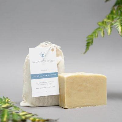 oatmeal soap handmade