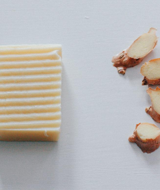 humphreys street ginger patchouli soap