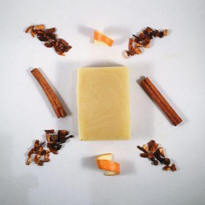 Cinnamon Orange Clove Bar Soap
