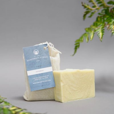 peppermint bar soap humphreys street soap