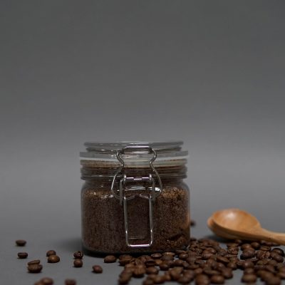 coffee sugar scrub all natural