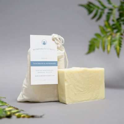 Rosemary & Tangerine Bar Soap