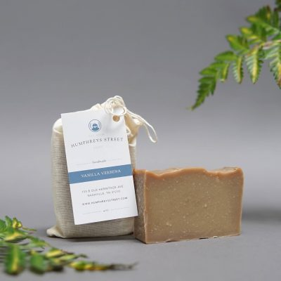 Vanilla Verbena Bar Soap