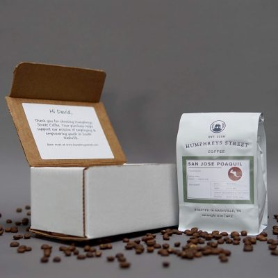 """Roaster's Choice"" Single-Origin Coffee Subscription"