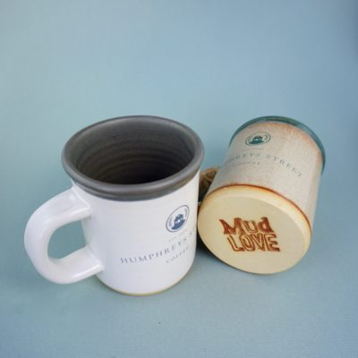 Humphreys Street mugs mud love