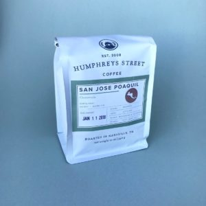 humphreys street coffee guatemala nashville