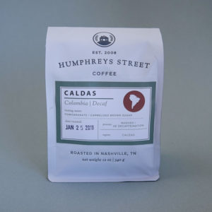 caldas decaf humphreys street coffee nashville