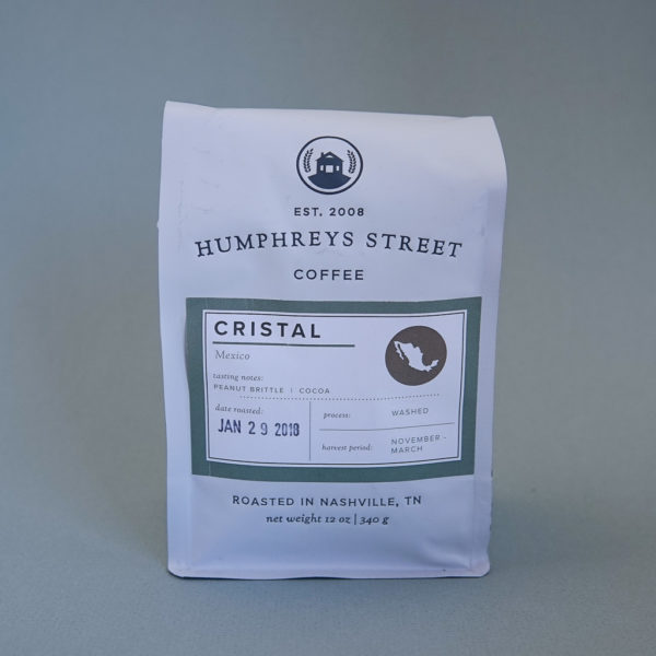 cristal mexico humphreys street coffee