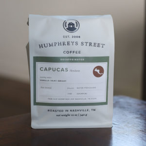 Capucas Decaf (Honduras)